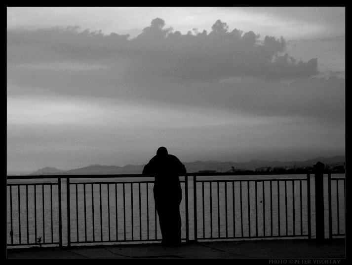 تنهای تنها